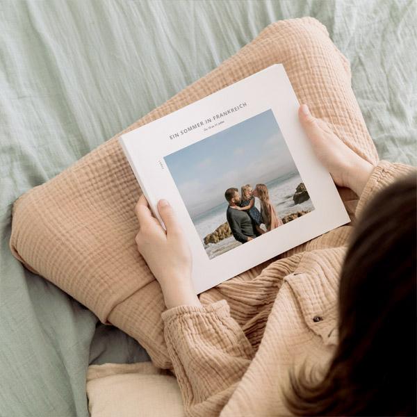 Fotobücher Quadratisch 20 x 20 cm