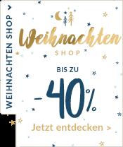 BIS ZU -40% Rabatt