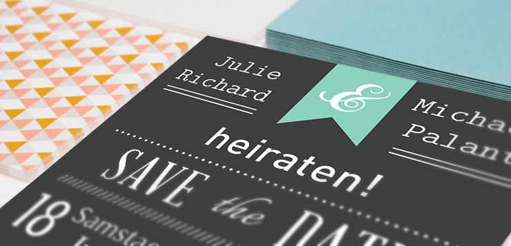 foto save the date karten hochzeit