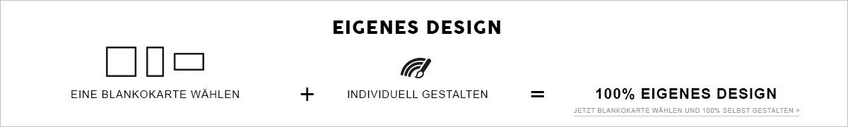 Eigenes Design Geburt