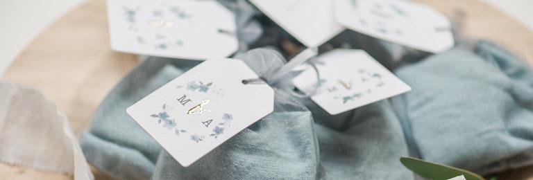 Geschenkanhänger Hochzeit