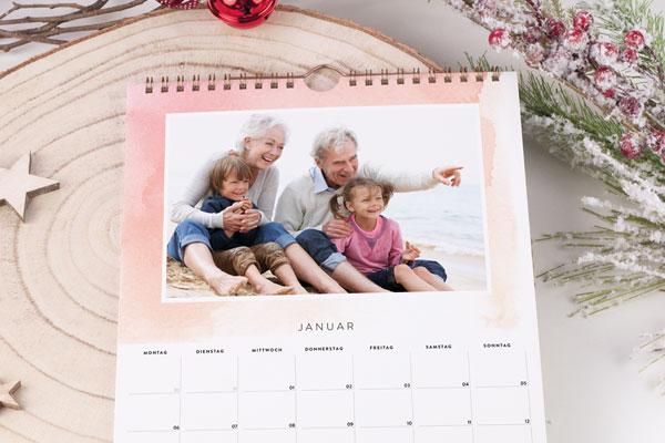 Personaliseerbare kalender