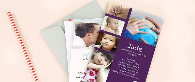 Adoptionskarten