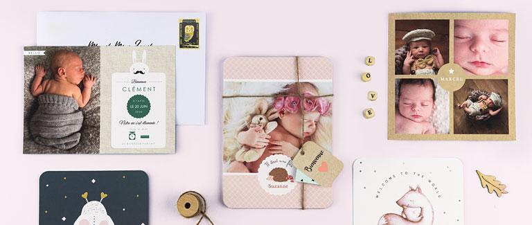 Geburtskarten gratis