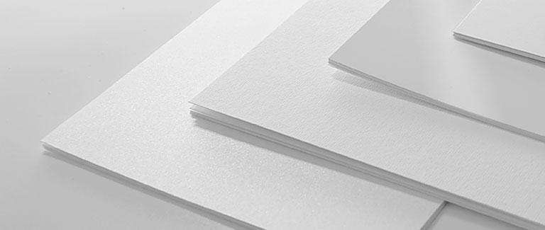Papiersorten Carteland