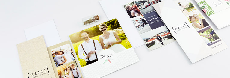 Reisen Dankeskarten Hochzeit